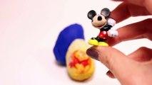 El GIGANTE de Play Doh Huevo Sorpresa de Winnie The Pooh Cómo Hacer Plastilina Juguete Sorpresa de Huevo por DCTC