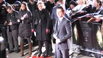 Tom Holland at the Lost City of Z premiere