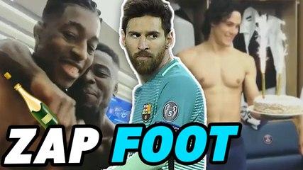 Zap Foot : Messi, Kimpembe, Pogba, Griezmann