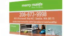 Maid Service and House Cleaning from Merry Maids of Seattle, WA