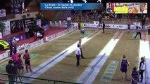 Finale, tir rapide en double, Chine Italie, Coupe du Monde Féminine des Nations, Saint-Vulbas 2017