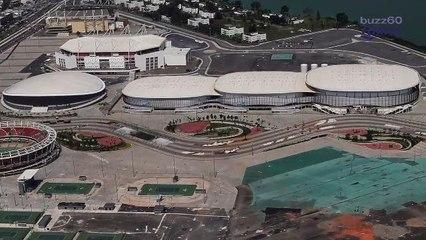 Las Instalaciones de las Olimpiadas de Río se Caen a Pedazos