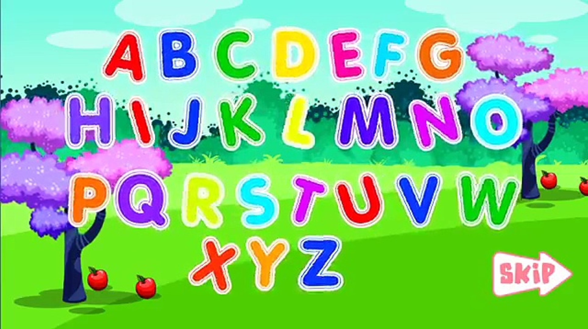 Kid learn abc alphabet with Abc Kids Tracing and Phonics - Education App gameplay video fo