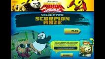 Kung Fu Panda 3 - Kung Fu Panda Legends of Awesomeness Full Episode Game