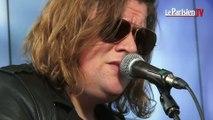 Rover chante « Odessey » en live au Parisien