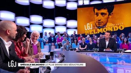 Jean-Paul Belmondo a « peloté les seins » de Brigitte Bardot pour essayer de la séduire