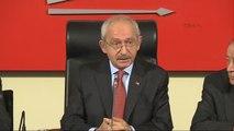 Kemal Kılıçdaroğlu Hayır Platformu Üyelerini Kabul Etti