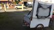 Profession, réparateur de vélos ambulant