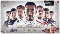 F1 2016 - Grand Prix de Russie [ Essais libres ] #8 (ps4)