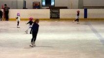 Apprentissage Patinage (Ecole de glace - section confirmés)
