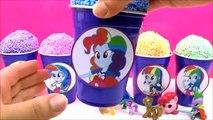 MLP My Little Pony Mane 6 Toys Surprise Nesting Dolls! Custom MLP Kids Toys Video