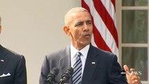 President Obama Full Speech on President Trumps Victory