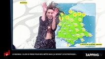 Ellen (Les Anges 9) : sa météo catastrophe sur NRJ12 ! (Vidéo)