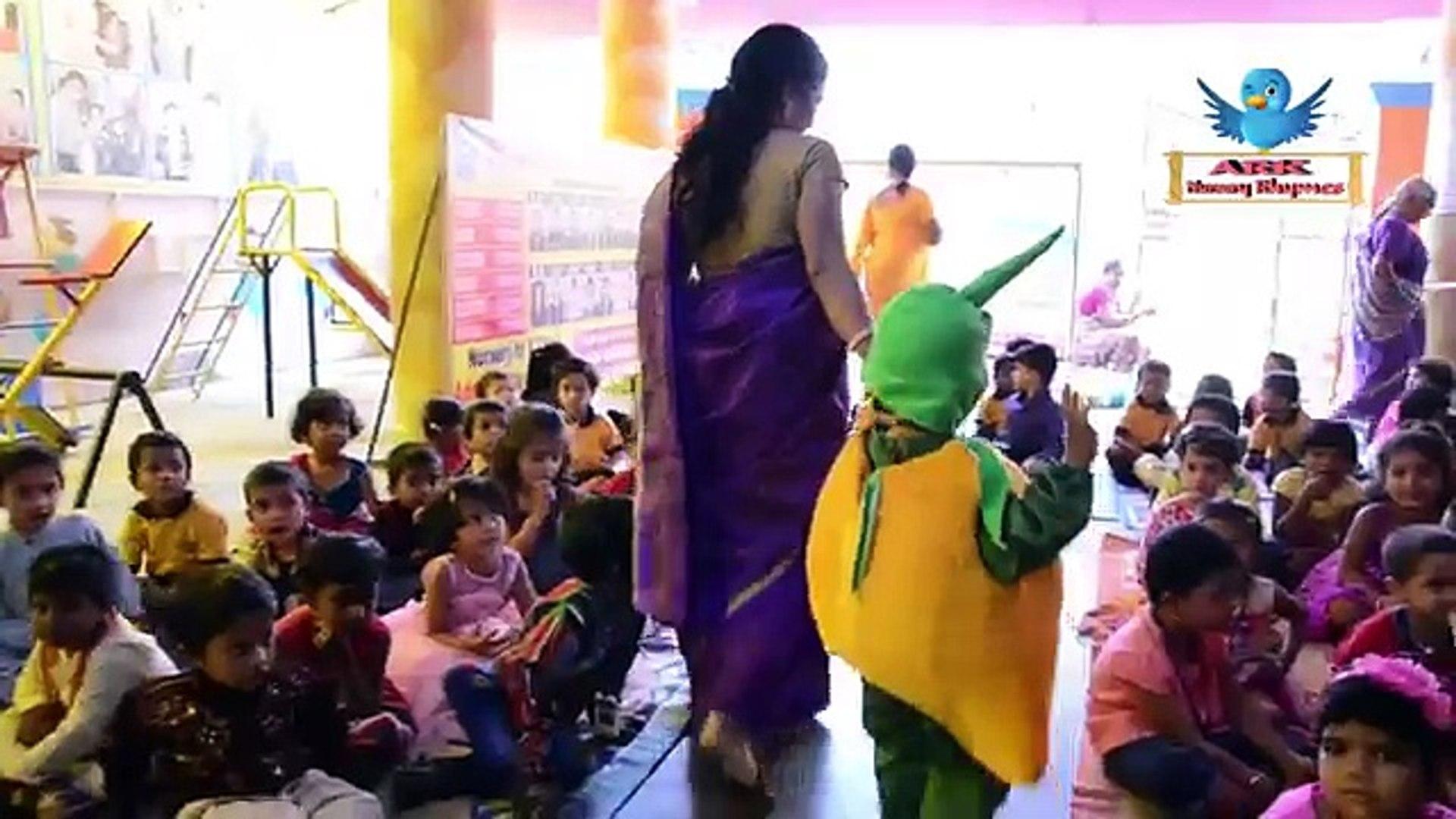 Kids Play Nursery Preschool Event By Kid Play | Epic Spiderman Walk in School | Best Kids Event