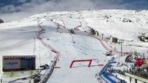 Ski: un avion fait tomber une caméra sur la piste