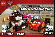 Молния Маквин Тачки 2: Лего Гран-При / Lightning Makvin Cars 2: Lego Grand Prix