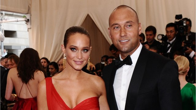 Derek Jeter And Wife Expecting Baby