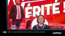 Cyril Hanouna - TPMP : il fait une très jolie surprise à Danielle Moreau (vidéo)