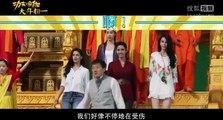 Disha patani Jackie Chan Kung fu yoga behind the scenes