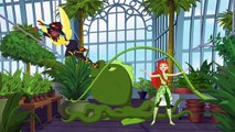 Hero of the Month: Poison Ivy   Episode 112   DC Super Hero Girls