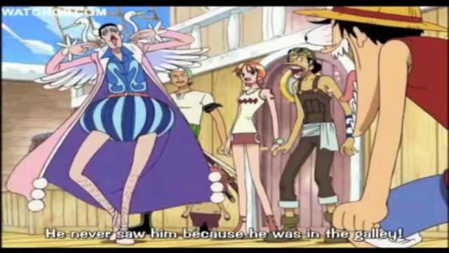 One Piece - Mr Prince Talks to Mr 0 [HD] ENG SUB-x6kYTDYwJ5I