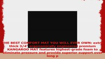The Original 34 KANGAROO TM NonSlip AntiFatigue Comfort Mat Ergonomically Engineered 92ea0c5c