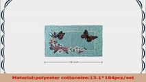 YUFENG Butterfly Place mats For Dinner Table And Kitchen Table13inch18inch 575e7222