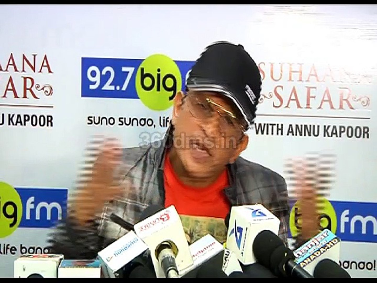 Annu Kapoor- We Want To See Happy India- Watch Latest Interview!