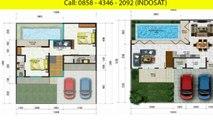 TELP. 0858-4346-2092 (INDOSAT) Jual Villa Di Kota Batu Malang
