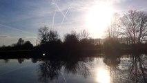 Chemtrails Angers - 17 février 2017 - Épandages chimiques aériens
