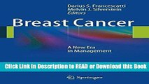 Read Book Breast Cancer: A New Era in Management Free Books