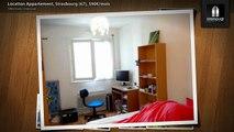 Location Appartement, Strasbourg (67), 590€/mois