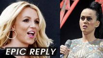 Britney Spears Gives EPIC REPLY To Katy Perry's Mental Health Joke From The 2017 Grammy's Red Carpet