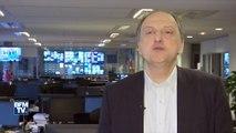 Bernard Sananès évoque la baisse d'Emmanuel Macron dans les sondages