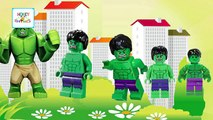 Crazy Hulk Finger Family Songs For Children   Hulk Finger Family Cartoon Animation Nursery Rhymes