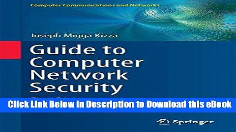 EPUB Download Guide to Computer Network Security (Computer Communications and Networks) Full Online