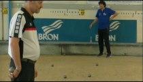 16èmes de la Coupe de France des Clubs de pétanque à SEYSSINS : GASPARINI vs MILEI