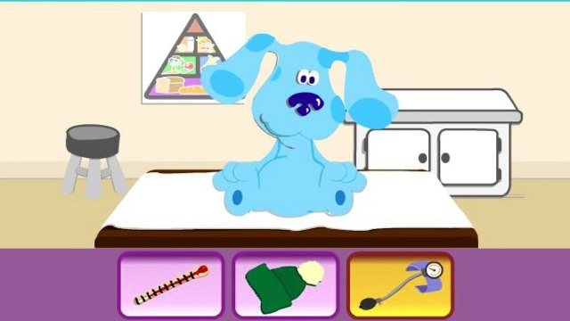 BLUES CLUES - Blues Checkup - New Blues Clues Game - Online Game HD - Gameplay for Kids