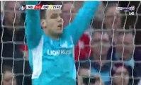 Grant Leadbitter Penalty Goal HD - Middlesbrough 1-0 Oxford Utd 18.02.2017