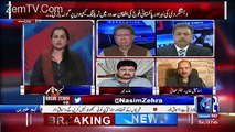Nasim Zehra @ 8:00 – 18th February 2017