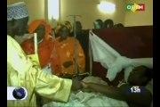 Les membres du Conseil National de l'Action Humanitaire rendent visite aux blessés de l'attentat de Gao