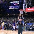 Concours de dunk au NBA All-Star Celebrity Game