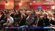 Marion Maréchal Le Pen en campagne à Saint-Dizier Haute-Marne  - 16 février 2017 - JT de 13 h France3 Champagne-Ardenne