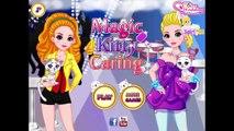 Frozen Games   Princess Elsa & Anna Make Up Design   NBG [HD]