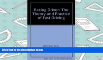 PDF  Racing Driver: The Theory and Practice of Fast Driving For Kindle