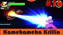 Dragon Ball (Dbz) Krillin #16 Jogando no Android/Tablet