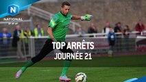 Le Top Arrêts (J21)