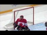 #ThrowbackThursday Canada v USA | Semi-final full game| Ice sledge hockey | Sochi 2014 Paralympics