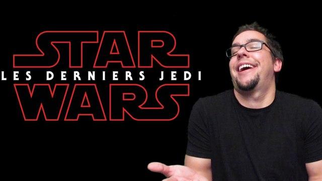 French Star Wars: Last Jedi Title Reveals Jedi is Plural