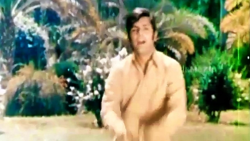 HD Pyari Pyari Aankhon Mein - Ahmed Rushdi - Zindagi Aik Safar Hai